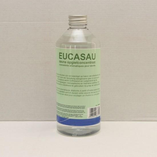 Sauna opgietconcentraat Eucalyptus 500ml