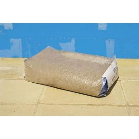 Filterzand grof 25 Kg per verpakking (3.15mm-5.6mm)