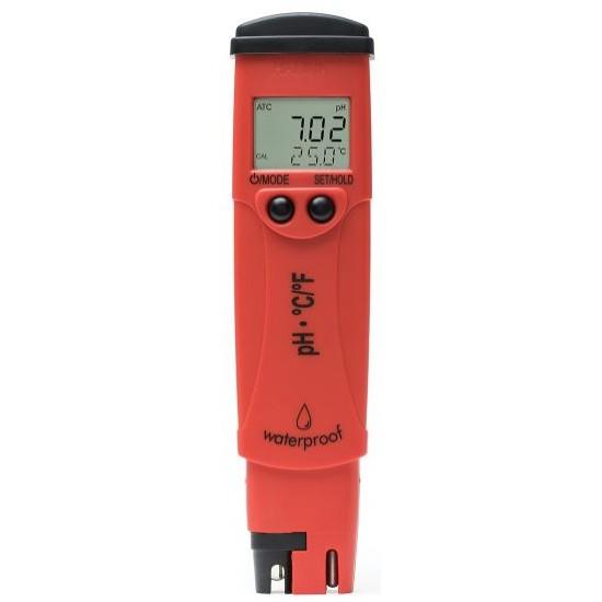 HI 98127 Phep 4, Waterbestendige pocket pH/
