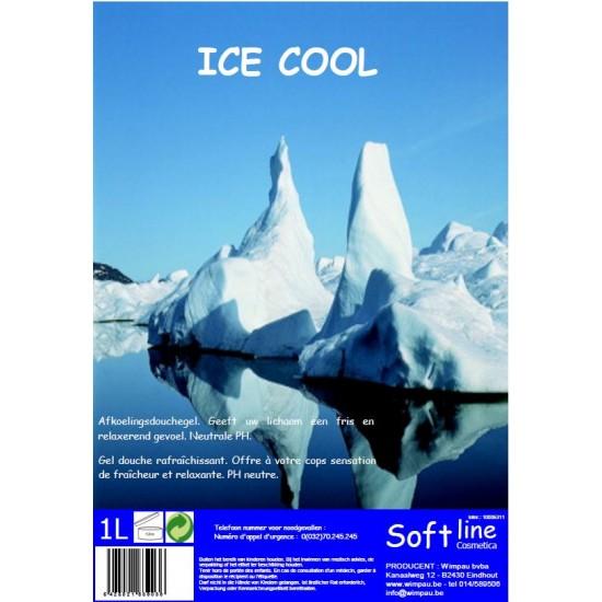 Soft Douchegel Ice cool 5 liter